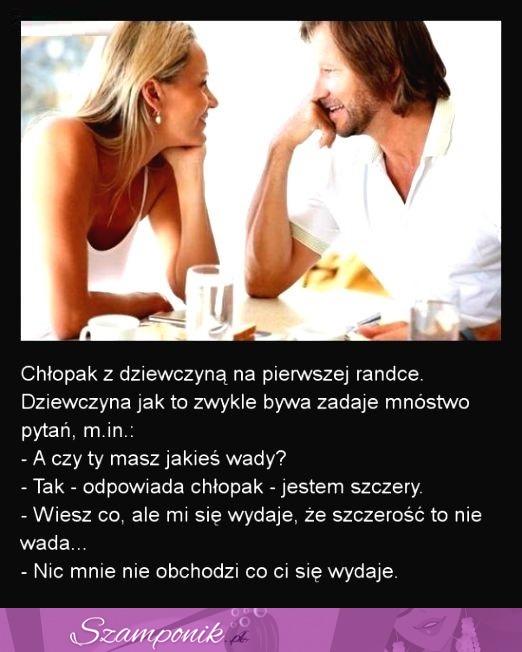 Żarty o randkach